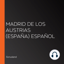 Madrid de Los Austrias (España) Español