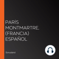 París Montmartre, (Francia) Español