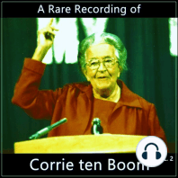 A Rare Recording of Corrie ten Boom Vol. 2