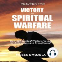 Prayers For Victory In Spiritual Warfare
