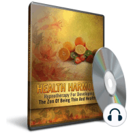 Hypnosis for Weight Loss and Being Thin and Healthy