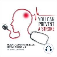 You Can Prevent a Stroke