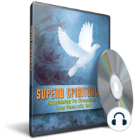 Hypnosis for Strength & Inner Peace with God