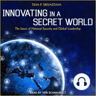 Innovating in a Secret World
