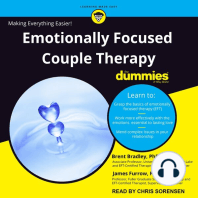 Emotionally Focused Couple Therapy for dummies