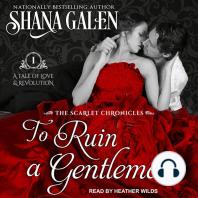 To Ruin a Gentleman