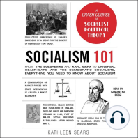 Socialism 101: From the Bolsheviks and Karl Marx to Universal Healthcare and the Democratic Socialists, Everything You Need to Know about Socialism