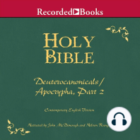 Part 2, Holy Bible Deuterocanonicals/Apocrypha-Volume 19