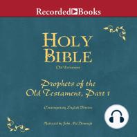 Holy Bible Prophets-Part 1 Volume 14