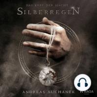 Silberregen - Das Erbe der Macht (Urban Fantasy), Band 5
