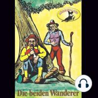 Gebrüder Grimm, Die beiden Wanderer / Der Geist im Glase