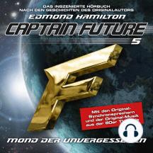 Captain Future, Folge 5: Mond der Unvergessenen - nach Edmond Hamilton