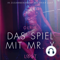 Das Spiel mit Mr. X - Erika Lust-Erotik