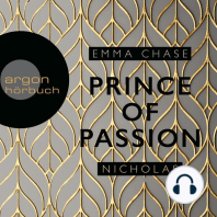 Die Prince of Passion-Trilogie, Band 1