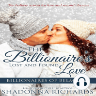 The Billionaire's Lost and Found Love