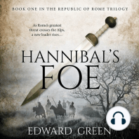 Hannibal's Foe: Book One in the Republic of Rome Trilogy