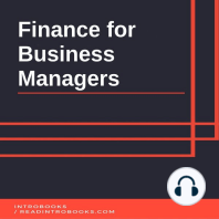 Finance for Business Managers