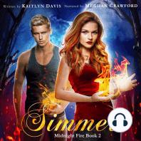 Simmer (Midnight Fire Book 2)