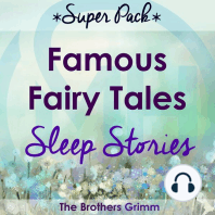 Famous Fairy Tales – Sleep Stories Super Pack