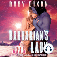 Barbarian's Lady