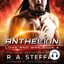 Anthelion: Love and War, Book 4