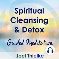 Spiritual Cleansing & Detox – Guided Mediation