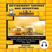 Retirement Savings and Investing for Beginners