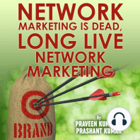 Network Marketing is Dead, Long Live Network Marketing