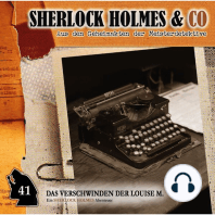 Sherlock Holmes & Co, Folge 41