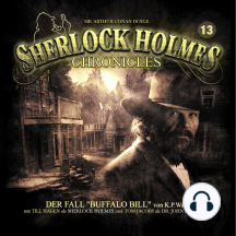 "Sherlock Holmes Chronicles, Folge 13: Der Fall ""Buffalo Bill"""