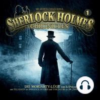 Sherlock Holmes Chronicles, Folge 1