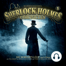 Sherlock Holmes Chronicles, Folge 1: Die Moriarty-Lüge