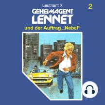 "Geheimagent Lennet, Folge 2: Geheimagent Lennet und der Auftrag ""Nebel"""