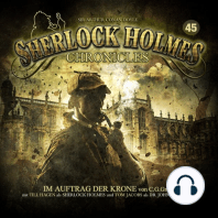 Sherlock Holmes Chronicles, Folge 45