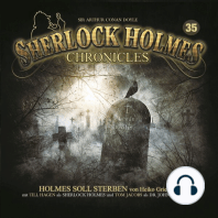 Sherlock Holmes Chronicles, Folge 35