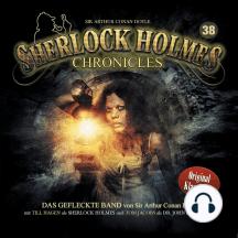 Sherlock Holmes Chronicles, Folge 38: Das getupfte Band