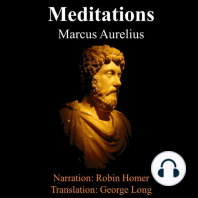 The Meditations of Marcus Aurelius