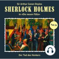 Sherlock Holmes, Die neuen Fälle, Fall 39