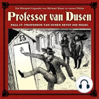 Professor van Dusen, Die neuen Fälle, Fall 17