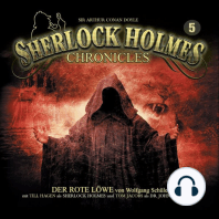 Sherlock Holmes Chronicles, Folge 5