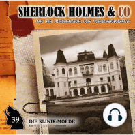 Sherlock Holmes & Co, Folge 39