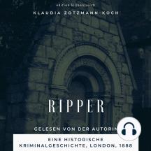 Ripper: Eine (fast) klassische Jack the Ripper Geschichte