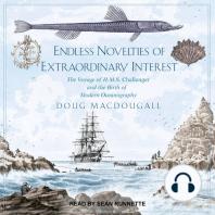 Endless Novelties of Extraordinary Interest