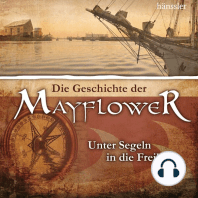 Die Geschichte der Mayflower