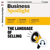 Business-Englisch lernen Audio - Die Sprache von Verkauf und Vertrieb