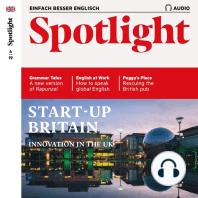 Englisch lernen Audio - Innovation in Großbritannien