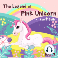 The Legend of The Pink Unicorn Vol. 7