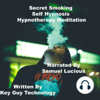 Secret Smoking Self Hypnosis Hypnotherapy Meditation