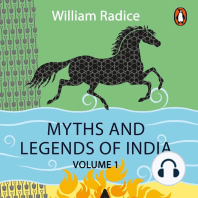 Myths and Legends of India, Vol 1