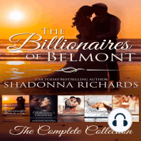 Billionaires of Belmont Complete Collection Books 1-5